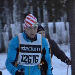 Skiing 90 km - Henrik Gustafsson (12616)