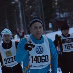 Skiing 90 km - Henrik Norström (14060)