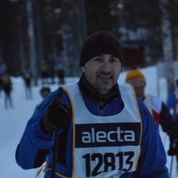 Skiing 90 km - Bjørnar Olsen (12813)