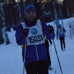 Skiing 90 km - Henrik Nyström (15031)
