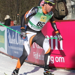 Skiing 90 km - Adam Steen (86)
