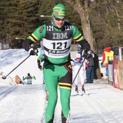 Skiing 90 km - Einar Raknes Brekke (121)