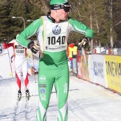 Skiing 90 km - Erik Ohlström (1040)