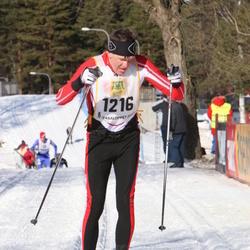 Skiing 90 km - Jarle Thon (1216)