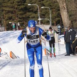 Skiing 90 km - Bjørn Rune Holmen (1192)