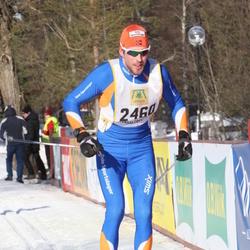 Skiing 90 km - Eirik Messelt (2460)