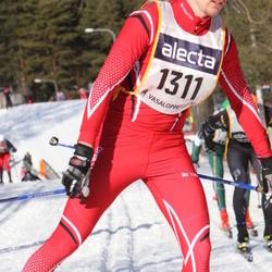 Skiing 90 km - David Engström (1311)