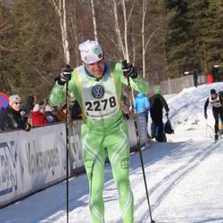 Skiing 90 km - Christian Bøhmer (2278)