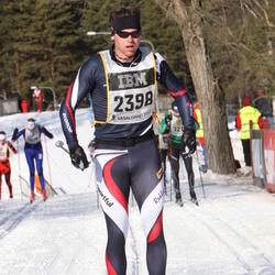 Skiing 90 km - Adam Kanka (2398)