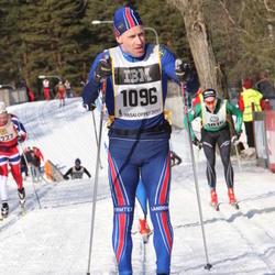 Skiing 90 km - Dick Gustafsson (1096)