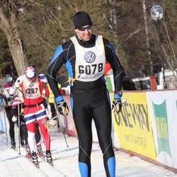 Skiing 90 km - Björn Arvidsson (6078)