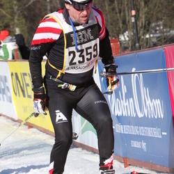 Skiing 90 km - Jari Paavola (2359)