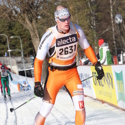 Skiing 90 km - Anders Backéus (2631)