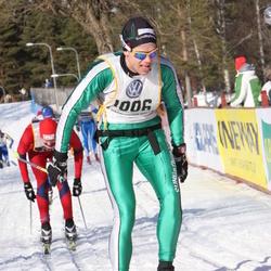Skiing 90 km - Anders Hübinette (1006)