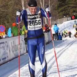 Skiing 90 km - Christer Pertun (2056)