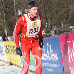 Skiing 90 km - Alexander Westberg (1203)