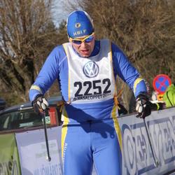 Skiing 90 km - Henrik Jonsson (2252)