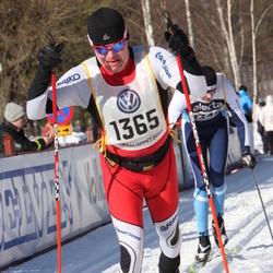 Skiing 90 km - Jani Partanen (1365)