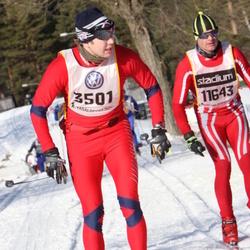 Skiing 90 km - Eivind Lismoen Borg (3501)