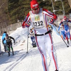 Skiing 90 km - Eirik Bentzen (1232)
