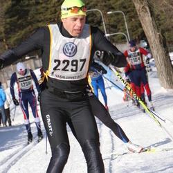 Skiing 90 km - Antti Kämi (2297)