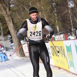 Skiing 90 km - David Olsson (2426)