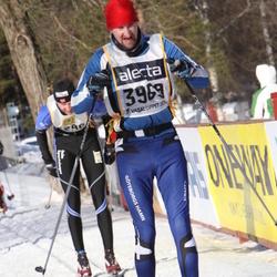 Skiing 90 km - Anders Soovik (3969)