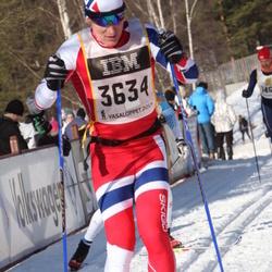 Skiing 90 km - Alf Christian Losvar (3634)