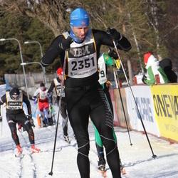 Skiing 90 km - Arne Engen (2351)