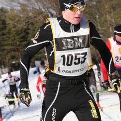 Skiing 90 km - Anders Tuoremaa (1053)
