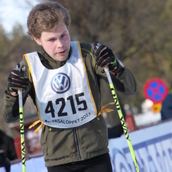 Skiing 90 km - David Fransson (4215)