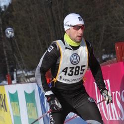 Skiing 90 km - Anders Nejdsäter (4385)