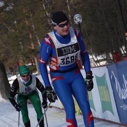 Skiing 90 km - Andreas Bjurman (3688)