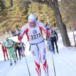 Skiing 90 km - Christian Sogn Iversen (2273)