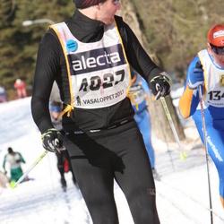 Skiing 90 km - Axel Strandell (4027)