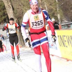Skiing 90 km - André Borka (3265)