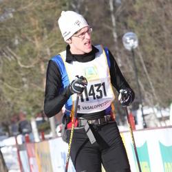 Skiing 90 km - Adam Sernheim (11431)