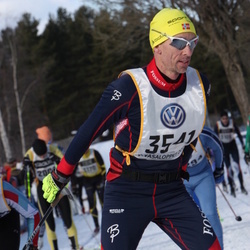 Skiing 90 km - Anders Olstad (3541)