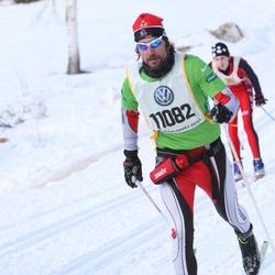 Skiing 90 km - Borge Sellevoll (11082)