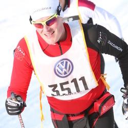 Skiing 90 km - Henrik Johansson (3511)