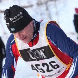 Skiing 90 km - Henrik Hermansson (4526)
