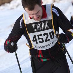 Skiing 90 km - Björn Börjesson (4528)