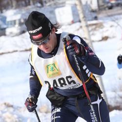 Skiing 90 km - Anders Olsson (2486)