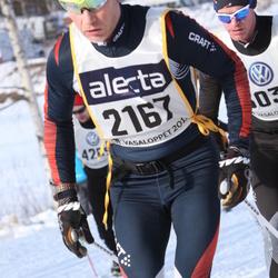 Skiing 90 km - Daniel Ehn (2167)