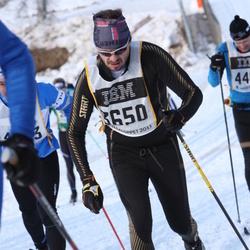 Skiing 90 km - Jarmo Koutaniemi (3650)