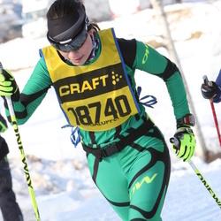 Skiing 90 km - Ekaterina Romanovich (18740)