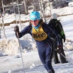 Skiing 90 km - Agneta Lantto Forsgren (18449)
