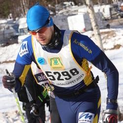 Skiing 90 km - Henrik Eriksson (5298)