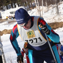 Skiing 90 km - Ceith Ilveson (3271)