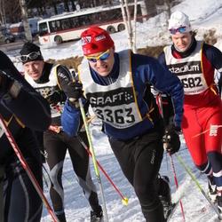 Skiing 90 km - Anders Stöt (3363)